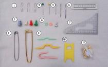編み物する人の良く使う持っていると便利な小物道具 ~後半編~