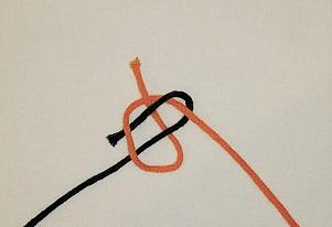 編み物の途中で毛糸が終わった時の1番綺麗な始末 と 覚えておくと便利な「はた結び」
