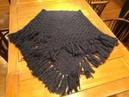 かぎ針編み 簡単に出来るストール